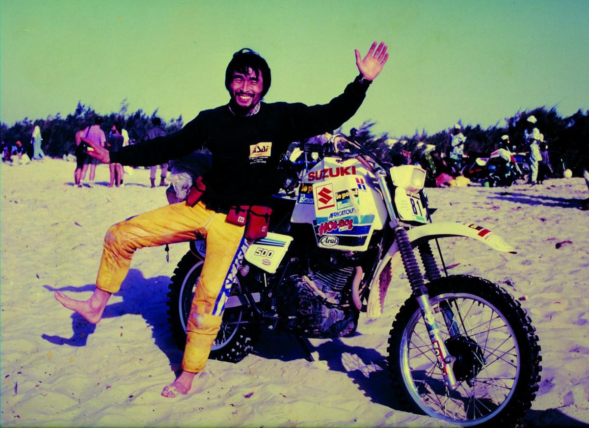 1982 Kazama Paris-Dakar