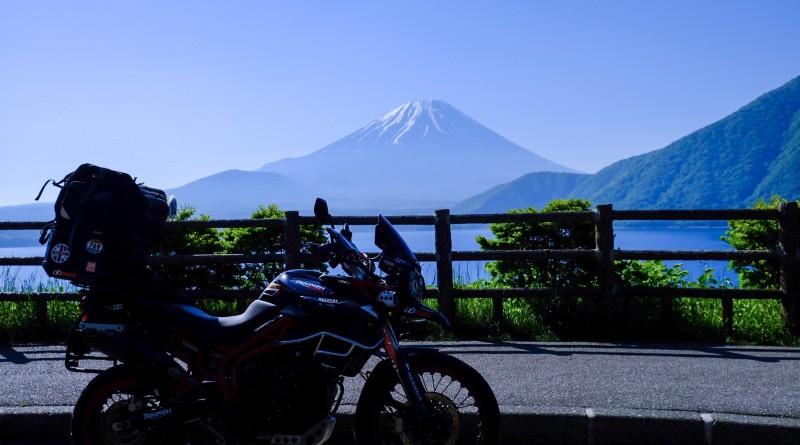 No.10  東京都 宮田衡治さん「聳え立つ日本一の山」