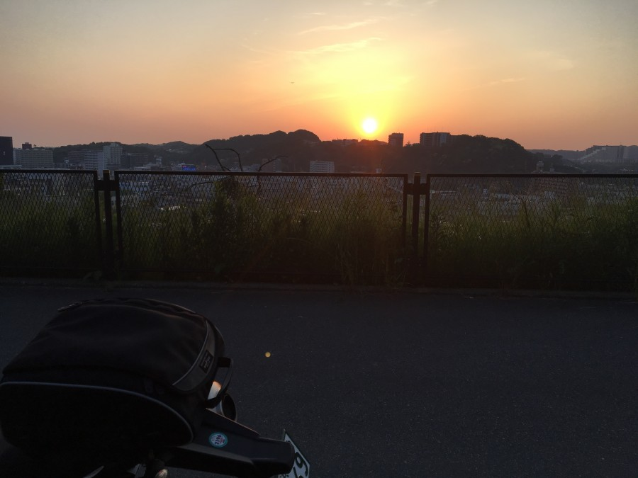 No.21  神奈川県 勝又稔文さん「20日の日の出」
