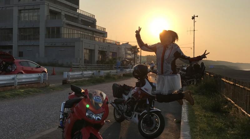No.52  埼玉県 長谷川清さん「朝陽が昇ったら走り出そう!」