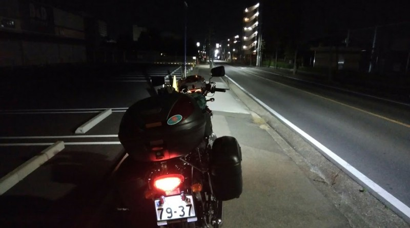 No.75  愛知県 岡田啓二さん「SSTRスタート地点までのスタート」