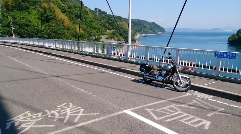 No.99  埼玉県 食満泰治さん「とびしま海道 愛媛県→広島県」