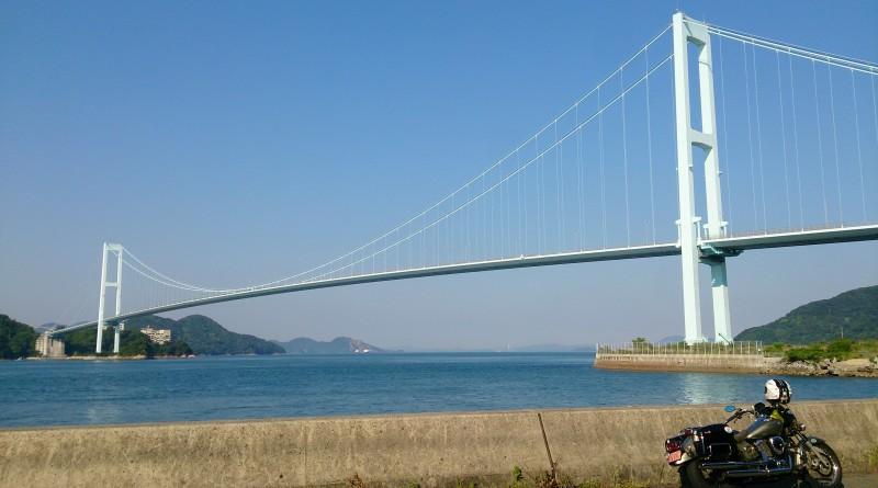 No.105  埼玉県 食満泰治さん「安芸灘大橋からのスタート地点」