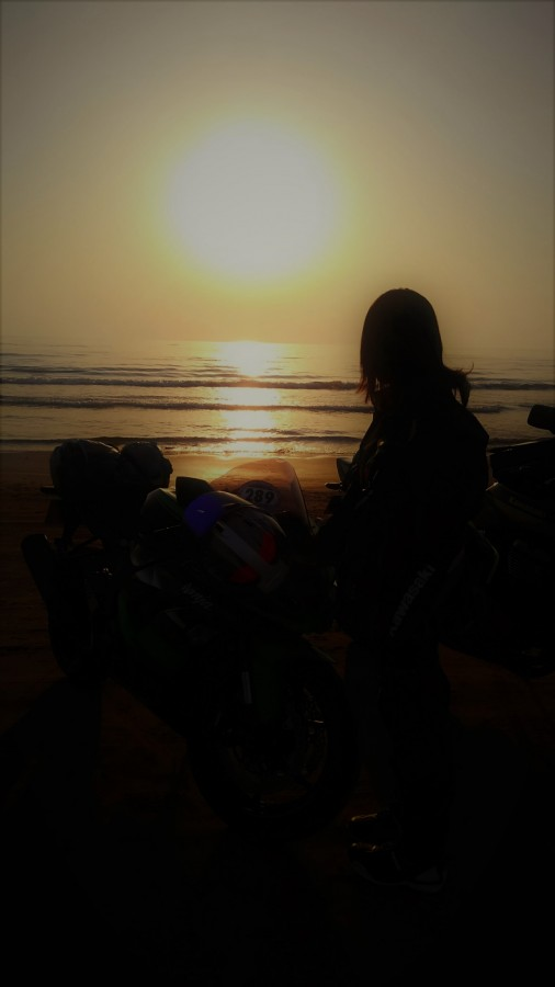 No.108  神奈川県 佐藤辰也さん「Girl's Rider」