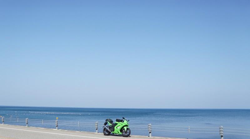 No.215  東京都 草道さん「反対側の方の海」