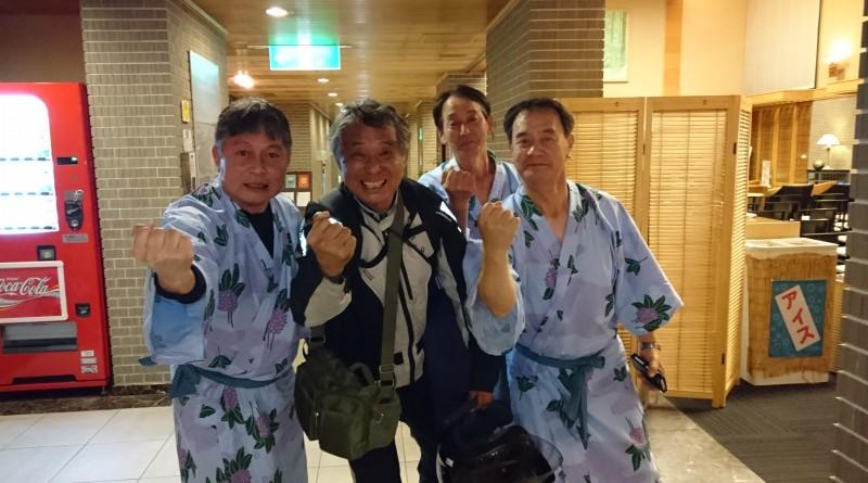 No.234  栃木県 飯村正行さん「賀曽利さんといっしょ! 御チカラ いただきました?」