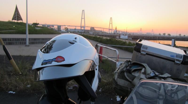 No.277  愛知県 入谷ヒロユキさん「さあ出発」