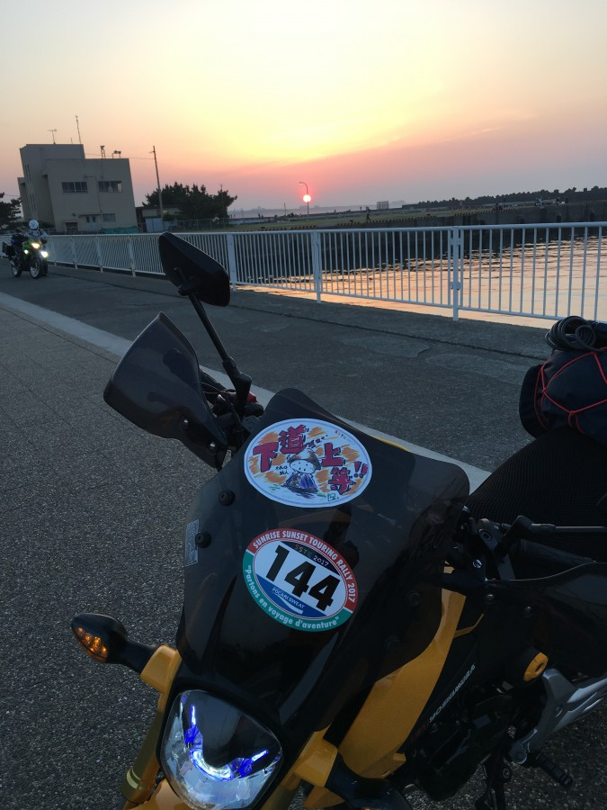 No.293  神奈川県 宮川裕之さん「SSTR2017始まりです。」