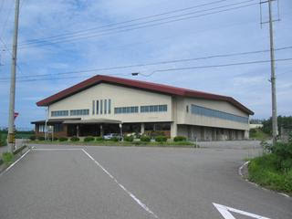 宝達志水町体育館